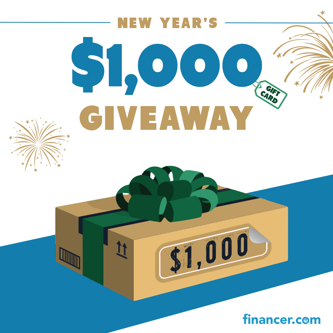 Gift Card $1000 Amazon Giveaway