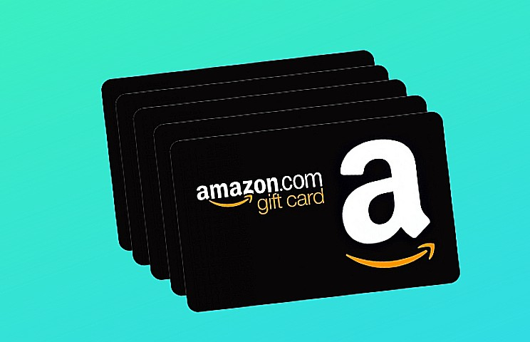 Amazon 5x200 us wordlwide giveaway