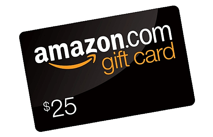 FunnyReign $25 Amazon Gift Card Giveaway