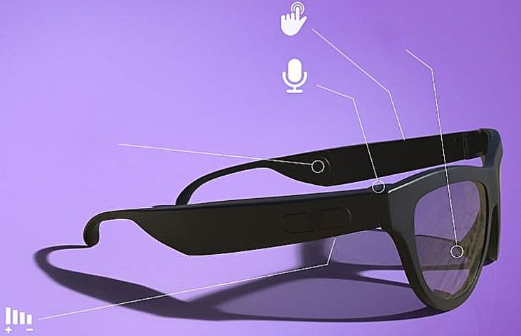 Lucyd Loud Smartglasses