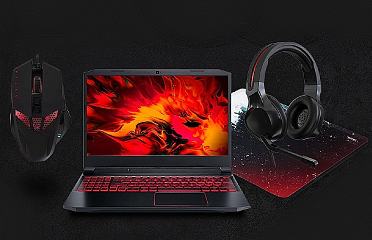 Acer Nitro 5 with AMD Processor